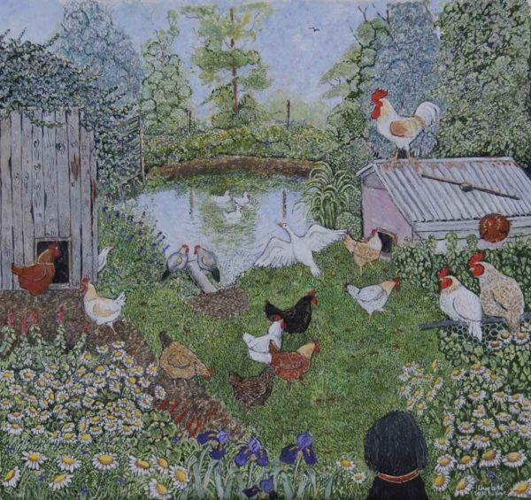 poultry paradise image