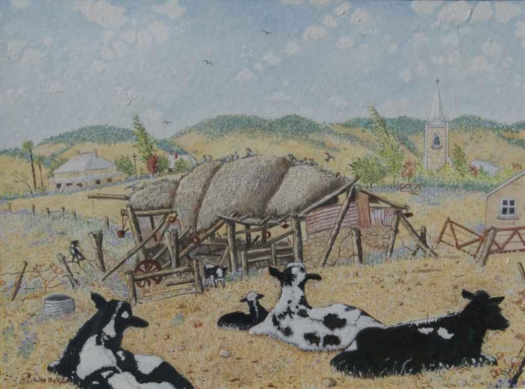Cobbled Together Barn, Barossa image